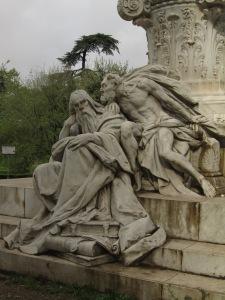 Fausto y Mefistóteles