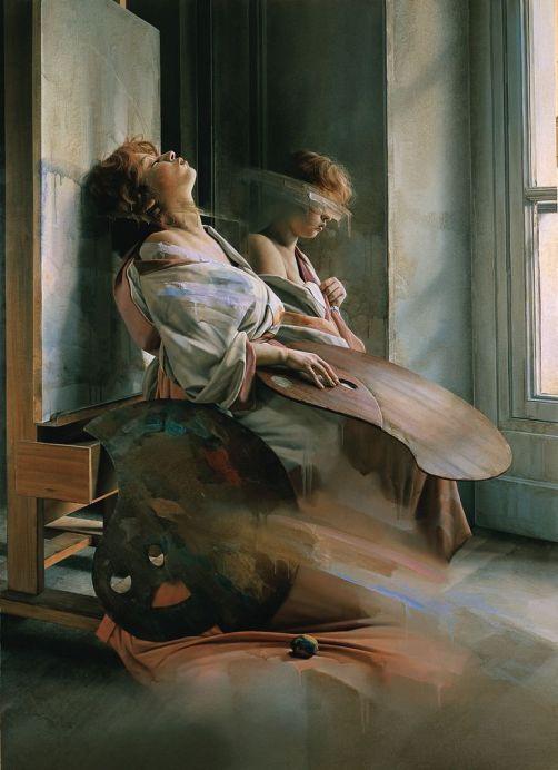"""""""Les palettes d'oxymel"""", 1997-1998"""