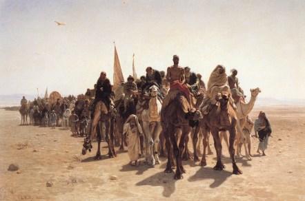 pelerins-allant-a-la-mecque-leon-belly-1861